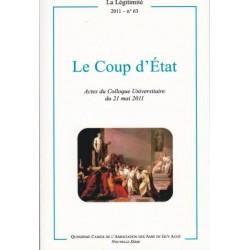 Le coup d'Etat - La Légitimité, 2011 - n°63