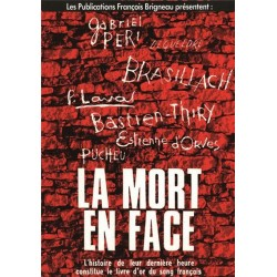 La mort en face - Collectif