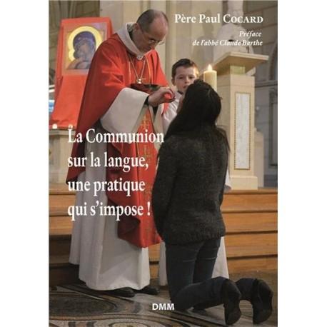 La communion sur la langue, une pratique qui s'impose - Paul Cocard
