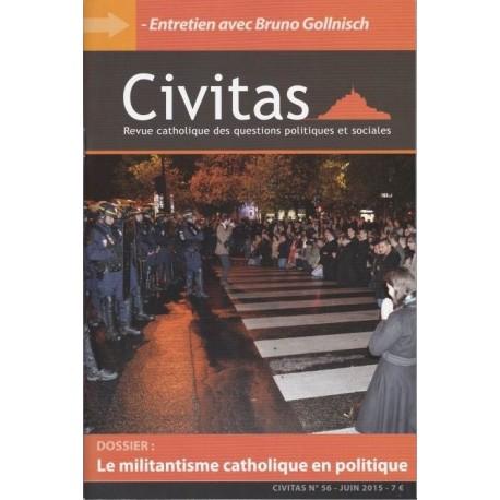 Civitas n°56 - Juin 2015