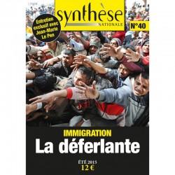 Synthèse Nationale n°40 - Été 2015