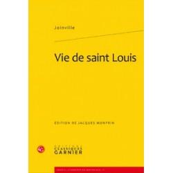 Vie de Saint Louis - Poche -  Joinville