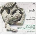 CD - VOCEM IUCUNDITATIS - Capella Luscina