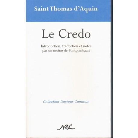 Le Credo - Saint Thomas d'Aquin