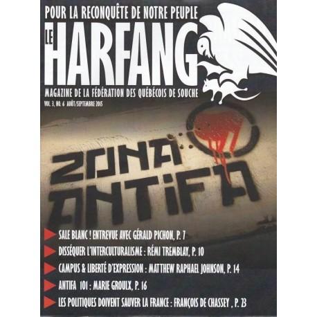 Le Harfang - août/septembre 2015