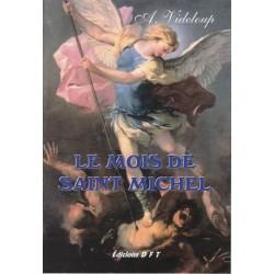 Le mois de saint Michel - A. Videloup