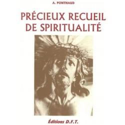 Précieux recueil de spiritualité - A. Ponthaud
