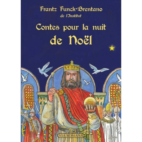Contes pour la nuit de Noël - Frante Funck-Brentano