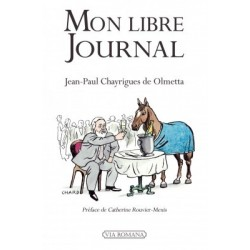 Mon libre journal - Jean-Paul Chayrigues de Olmetta