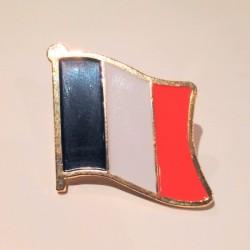 Épinglette - Drapeau Bleu-Blanc-Rouge