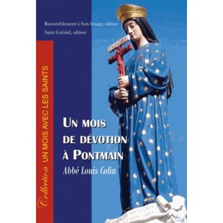 Un mois de dévotion à Pontmain - abbé Louis Colin