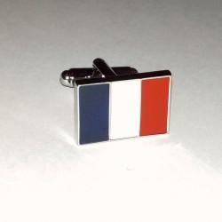 Drapeau BBR -   Boutons de manchette