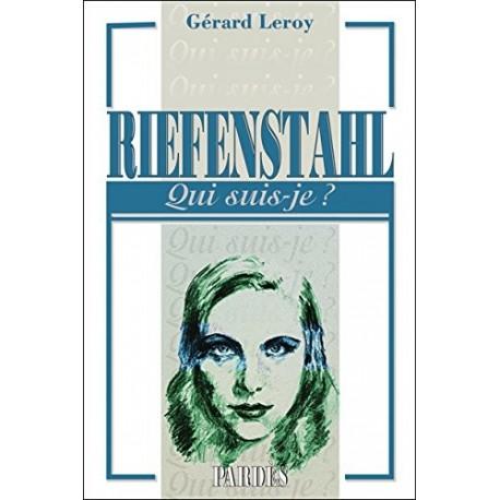 Riefenstahl - Gérard Leroy