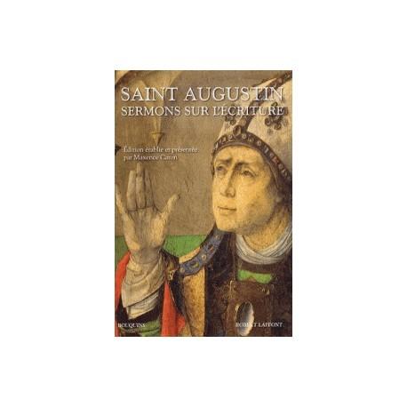 Sermons sur l'écriture - Saint Augustin