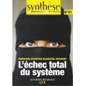 Synthèse nationale n°41 - Automne-Hiver 2015