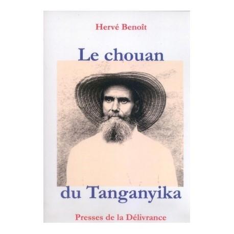 Le chouan du Tanganyika - Hervé Benoît