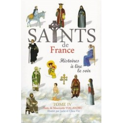 Saints de France - Tome IV - Vial-Andru, Judie
