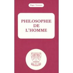Philosohie de l'Homme - Roger Verneaux