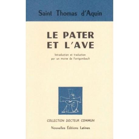 Le Pater et l'Ave - Saint Thomas d'Aquin