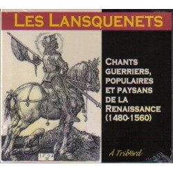 CD - Les lansquenets - À Tribord