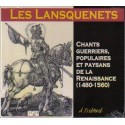 CD - Les lansquenets - À Tribord