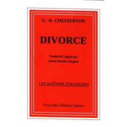 Divorce - G.-K. Chesterton
