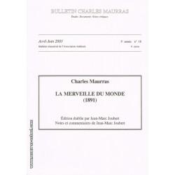 Bulletin Cjarles Maurras n°18