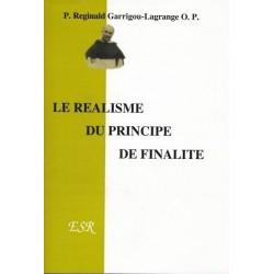 Le réalisme du principe de finalité - Réginald Garrigou-Lagrange