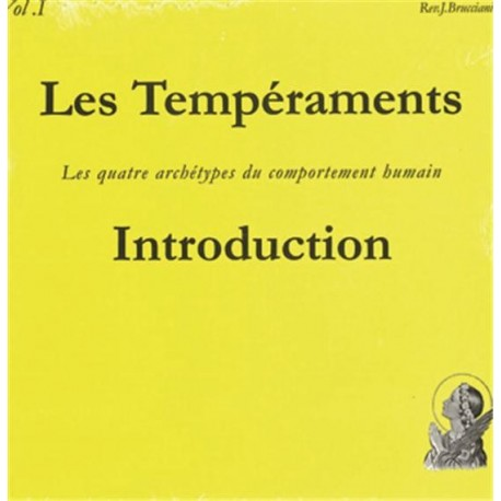 CD - Les Tempéraments - abbé Brucciani