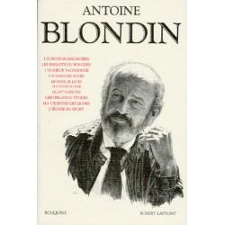 Oeuvres - Antoine Blondin