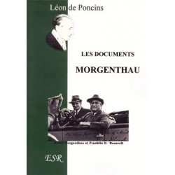 Les documents Morgenthau - Léon de Poncins