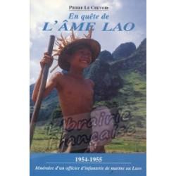 En quête de l'âme lao - Pierre Le Chevoir