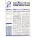 Faits & Documents - n°414 - du 15 au 31 avril 2016