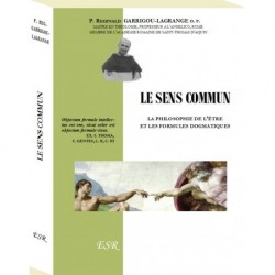 Le sens commu - Reginald Garrigou-Lagrange