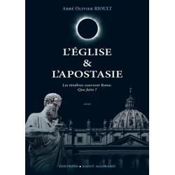 L'Église et l'apostasie - Abbé Olivier Rioult