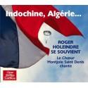 CD - Indochine, Algérie... - Choeur Montjoie Saint Denis