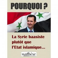 La Syrie baasiste plutôt que l'État islamique... - Collectif