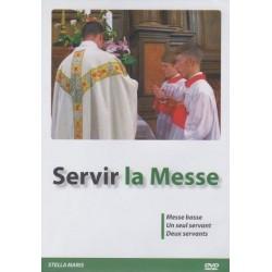 DVD - Servir la messe