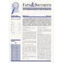 Faits & Documents - n°415 - du 1 au 31 mai 2016
