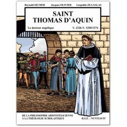 BD - Saint Thomas d'Aquin - Reynald Secher