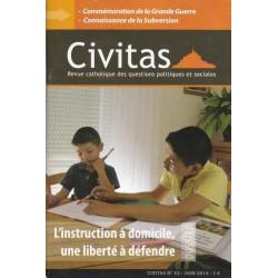 Civitas n°52 - juin 2014