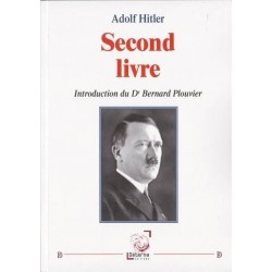 Second livre - Adolf Hitler