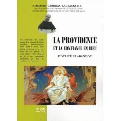La Providence et la confiance en Dieu - P. Réginald Garrigou-Lagrange o.p.
