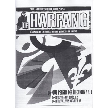 Le Harfang - avril/mai 2014