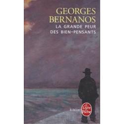 La grande peur des bien-pensants - POCHE - Georges Bernanos