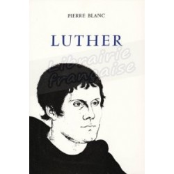 Luther - Pierre Blanc
