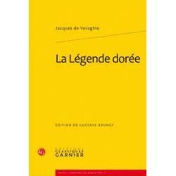 La Légende dorée - Jacques de Voragine