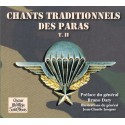 CD : Chants traditionnels des paras tome II - Choeur Montjoie Saint Denis