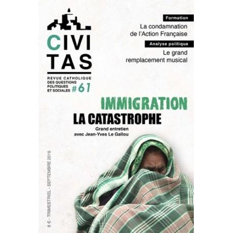 Civitas n°61 - Septembre 2016