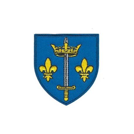 Ecusson Jeanne d'Arc